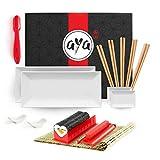 Kit de Preparación de Sushi - El AYA Sushi Lover - Kit para Servir Sushi Completo con AYA...