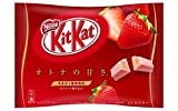 Nestle : japonés Kit Kat - Fresa (Strawberry) Chocolate 12 Bar - Japón importación...
