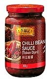 Lkk Toban Djan Salsa Picante de Frijoles Paquete de 1 x 368 Gr 370 g