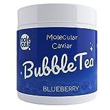 Bubble Tea Popping Boba Blueberry Caviar molecular 800g