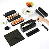 11 piezas Easy Sushi Maker Kit Tools Sushi Maker Set Kitchen DIY para principiantes Caja...
