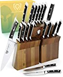 DALSTRONG Knife Set Block - Gladiator Series Colossal Knife Set - German HC Steel - 18 Pc...