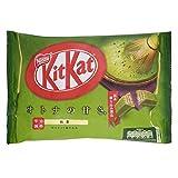 KITKAT MINI MATCHA GREEN TEA - KIT KAT TE' VERDE JAPAN