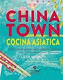 Chinatown. Cocina asiática. Deliciosos platos del sudeste asiático: Deliciosos platos...