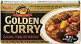 S&B golden Curry - Curry Japones en Pastilla, Picante 220 g