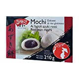 Dulce sabor japonés Mochi Azuki Rossi - Biyori 210g