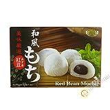 Mochi Dulce Japonés Sabor Judias Adzuki Rojos - Royal Family 6 Piezas (210g.)