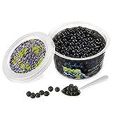 Popping bobas de Arándano para Bubble tea, paquete de 450gr
