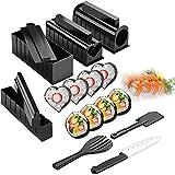 Kit para Hacer Sushi,11piezas Fabricante de Sushi Juego de Herramientas de Sushi Kit...