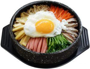 olla de cocina coreana