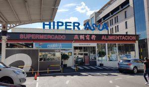 supermercado hiper asia